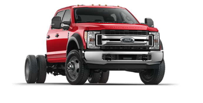 2018 Ford Chassis Cab F-550 XLT | Photo 6 | Race Red
