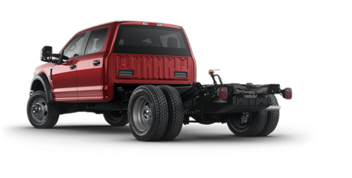 2018 Ford Chassis Cab F-550 XLT | Photo 5 | Ruby Red