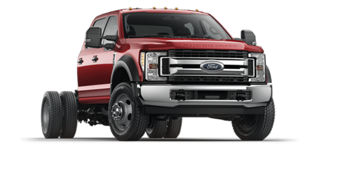 2018 Ford Chassis Cab F-550 XLT | Photo 6 | Ruby Red