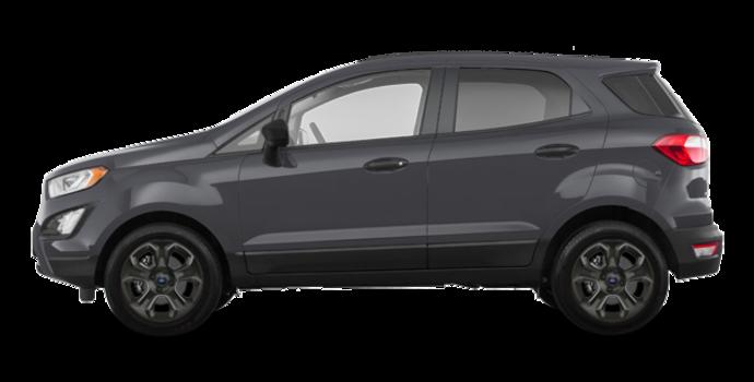 2018 Ford Ecosport S   Photo 4   Smoke