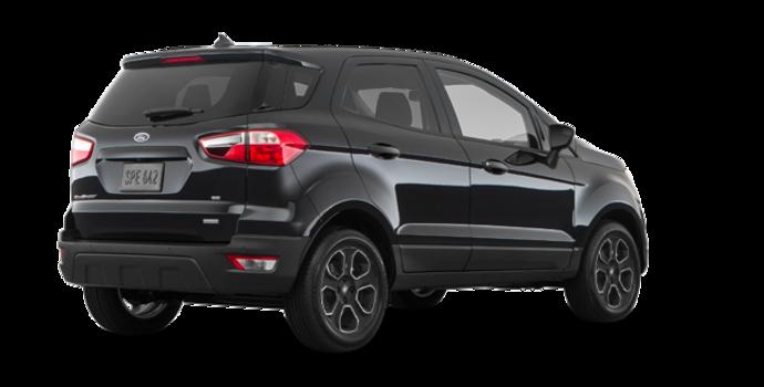2018 Ford Ecosport S   Photo 5   Shadow Black