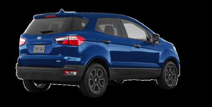 2018 Ford Ecosport S   Photo 5   Lightning Blue
