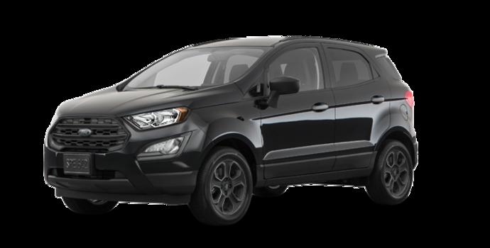 2018 Ford Ecosport S   Photo 6   Shadow Black