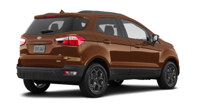 2018 Ford Ecosport SES   Photo 5   Canyon Ridge