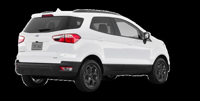 2018 Ford Ecosport SES   Photo 5   White Platinum Metallic