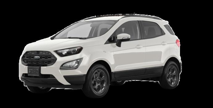 2018 Ford Ecosport SES   Photo 6   Diamond White