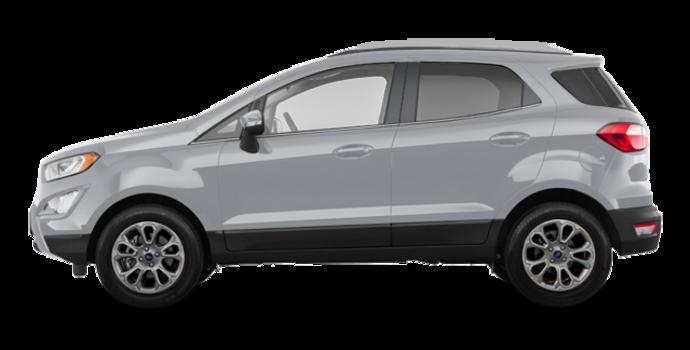 2018 Ford Ecosport TITANIUM | Photo 4 | Moondust Silver