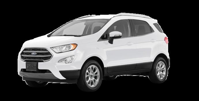 2018 Ford Ecosport TITANIUM | Photo 6 | White Platinum Metallic