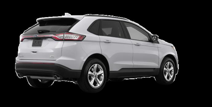 2018 Ford Edge SE   Photo 5   Ingot Silver Metallic