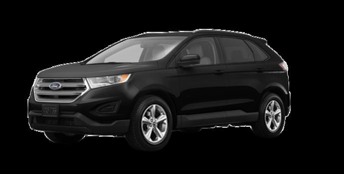 2018 Ford Edge SE   Photo 6   Shadow Black