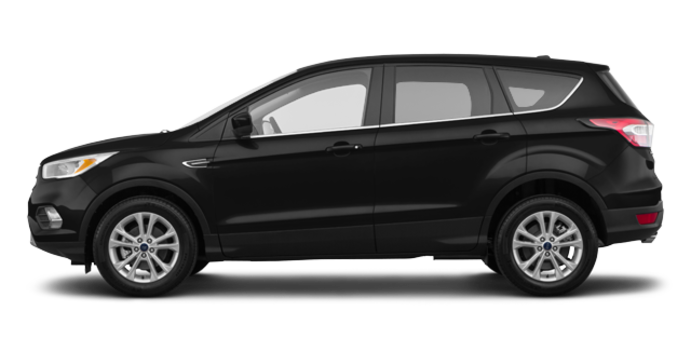 2018 Ford Escape SE | Photo 4 | Shadow Black