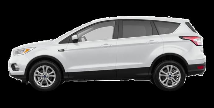 2018 Ford Escape SE | Photo 4 | White Platinum Metallic