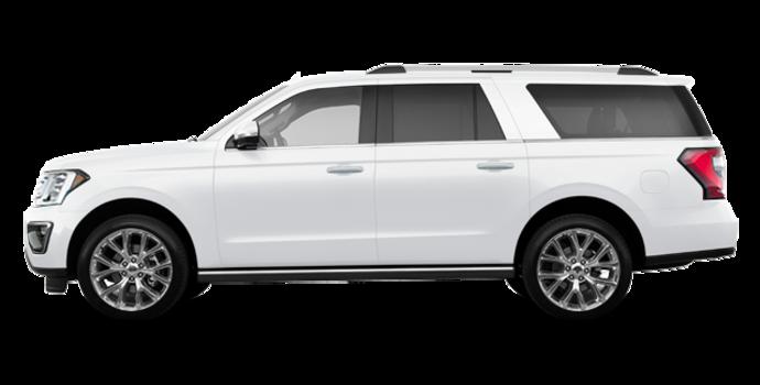 2018 Ford Expedition LIMITED MAX | Photo 4 | White Platinum Metallic Tri-Coat