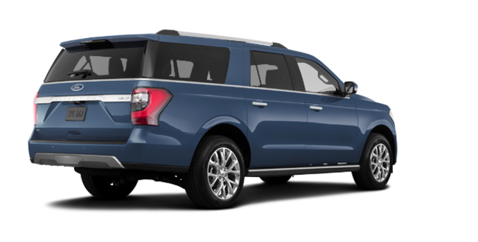 2018 Ford Expedition LIMITED MAX | Photo 5 | blue metallic