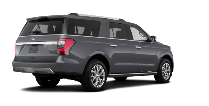 2018 Ford Expedition LIMITED MAX | Photo 5 | Magnetic Metallic