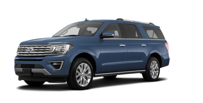 2018 Ford Expedition LIMITED MAX | Photo 6 | blue metallic