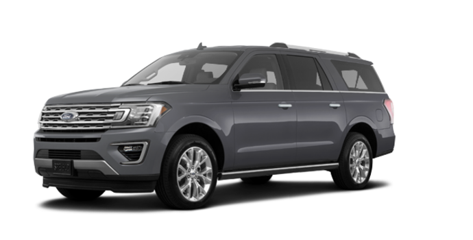 2018 Ford Expedition LIMITED MAX | Photo 6 | Magnetic Metallic