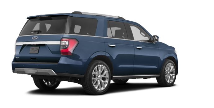 2018 Ford Expedition LIMITED | Photo 5 | blue metallic
