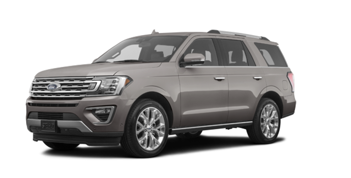 2018 Ford Expedition LIMITED | Photo 6 | Stone Grey