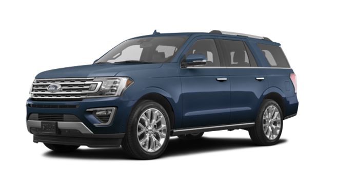 2018 Ford Expedition LIMITED | Photo 6 | blue metallic