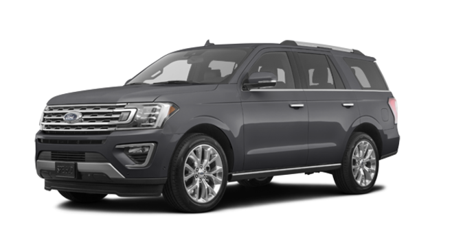 2018 Ford Expedition LIMITED | Photo 6 | Magnetic Metallic