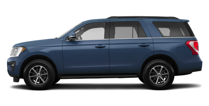 2018 Ford Expedition XLT | Photo 4 | blue metallic