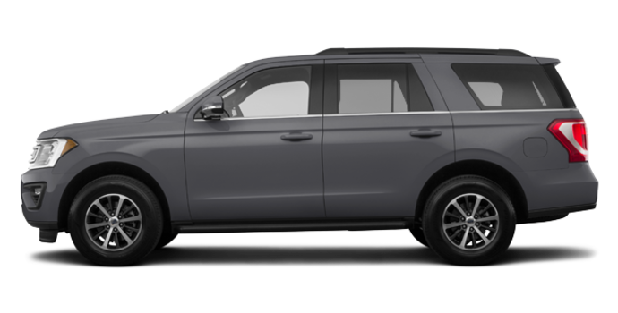 2018 Ford Expedition XLT | Photo 4 | Magnetic Metallic