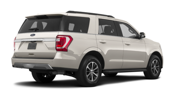 2018 Ford Expedition XLT | Photo 5 | White Gold