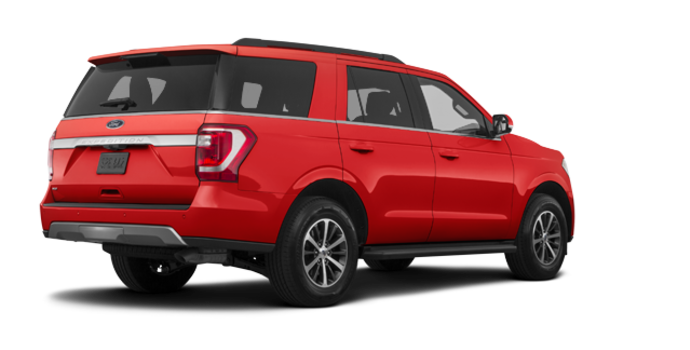 2018 Ford Expedition XLT | Photo 5 | Ruby Red Tinted Clear Metallic
