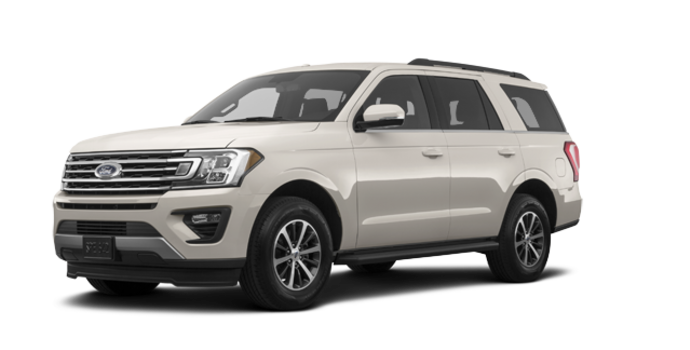 2018 Ford Expedition XLT | Photo 6 | White Gold