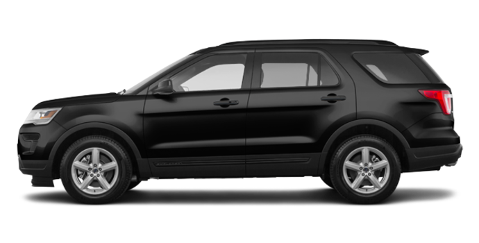 2018 Ford Explorer BASE | Photo 4 | Shadow Black