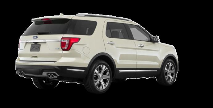 2018 Ford Explorer PLATINUM | Photo 5 | Platinum Dune Metallic