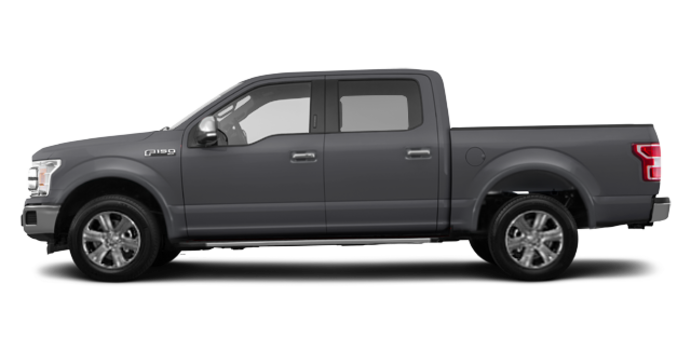 2018 Ford F-150 LARIAT   Photo 4   Magnetic