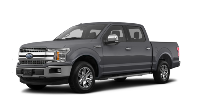 2018 Ford F-150 LARIAT   Photo 6   Magnetic