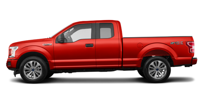 2018 Ford F-150 XL | Photo 4 | Race Red