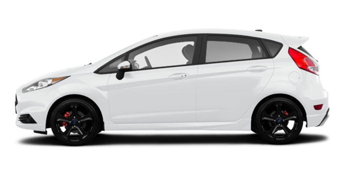 2018 Ford Fiesta Hatchback ST | Photo 4 | White Platinum
