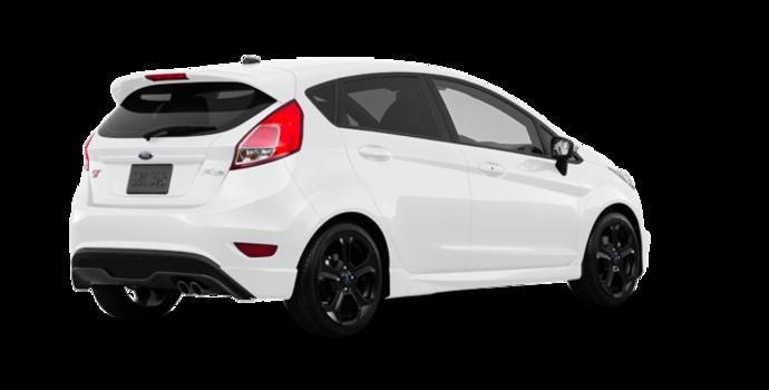 2018 Ford Fiesta Hatchback ST   Photo 5   White Platinum