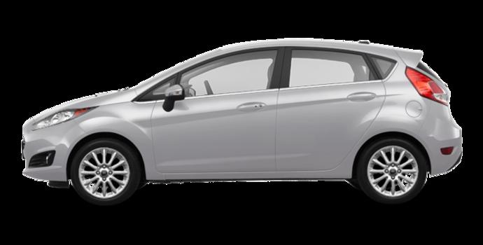 2018 Ford Fiesta Hatchback TITANIUM | Photo 4 | Ingot Silver