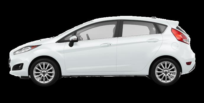 2018 Ford Fiesta Hatchback TITANIUM | Photo 4 | White Platinum