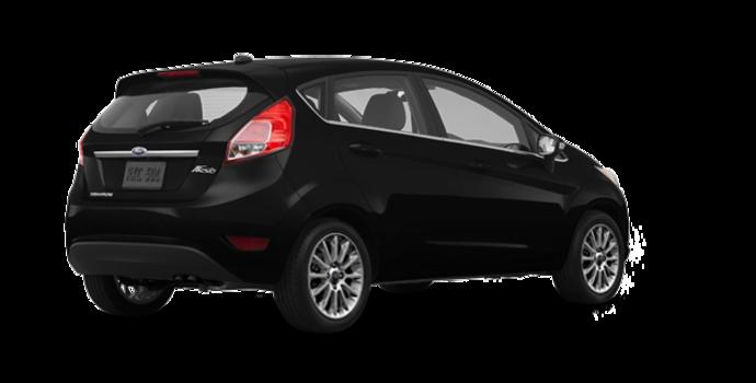 2018 Ford Fiesta Hatchback TITANIUM | Photo 5 | Shadow Black
