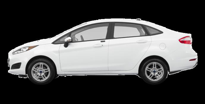 2018 Ford Fiesta Sedan SE | Photo 4 | White Platinum