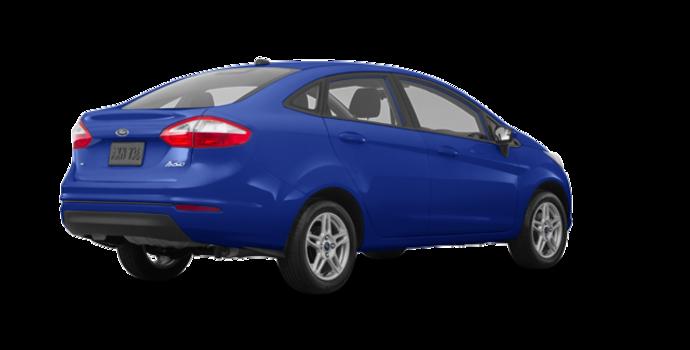 2018 Ford Fiesta Sedan SE | Photo 5 | Lightning Bllue