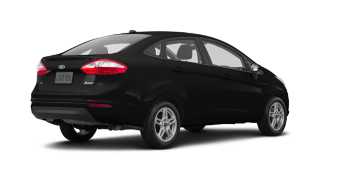 2018 Ford Fiesta Sedan SE | Photo 5 | Shadow Black