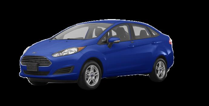 2018 Ford Fiesta Sedan SE | Photo 6 | Lightning Bllue
