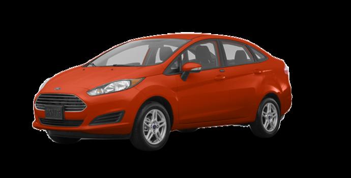 2018 Ford Fiesta Sedan SE | Photo 6 | Hot Pepper Red