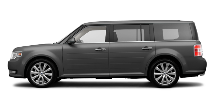 2018 Ford Flex LIMITED | Photo 4 | Magnetic