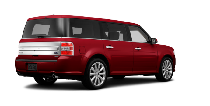 2018 Ford Flex LIMITED | Photo 5 | Ruby Red