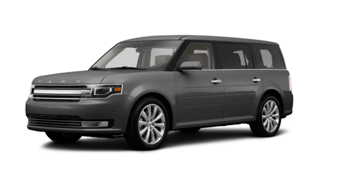 2018 Ford Flex LIMITED | Photo 6 | Magnetic