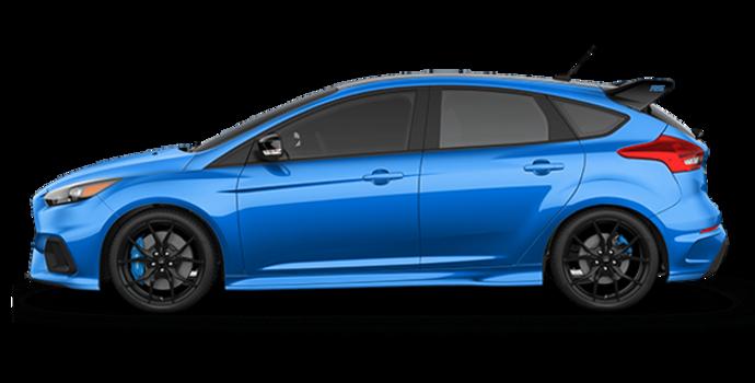 2018 Ford Focus Hatchback RS | Photo 4 | Nitrous Blue