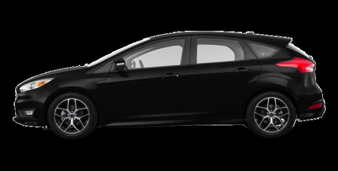 2018 Ford Focus Hatchback SE | Photo 4 | Shadow Black